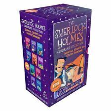 Sherlock Holmes By Sir Arthur Conan Doyle 10 Books Box Set Children Collection