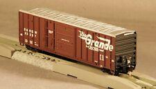 MDC 50' Box car Rio Grande w Blinking LED FRED   G3