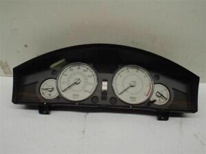Speedometer Cluster 160 MPH Fits 07 300 197719