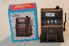 Slot Machine Die Cast Pencil Sharpener #1 - Die Cast Pencil Sharpener MX3013