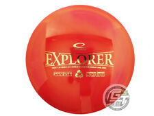 New Latitude 64 Recycled Gold Explorer 173g Red Gold Foil Driver Golf Disc