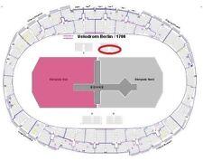 2 x Tickets REIHE 3 Innenraum Schlagerchampions Block D Berlin 12.01.19 Velodrom