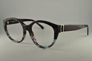 Burberry Sunglasses BE4242 36364L Green Havana/Blue Havana, Size 55-19-140