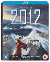 2012 Blu-Ray Nuevo Blu-Ray (SBR60620)