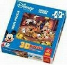 PUZZLE 3D MICKEY MOUSE 120 PIEZAS