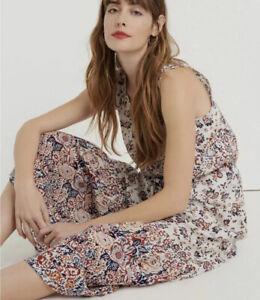 Lucky Brand Chloe Maxi Dress Women's Size XS