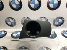 BMW X3 Series E83 Cup Holder Center Console Drinks Schwarz Black 3405754
