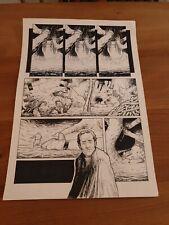 More details for missionary man 2000ad original art alex ronald aug 98