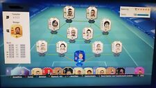 FIFA 19 Ultimate Team Account - E-Sports Ready - +30 Millionen Xbox One