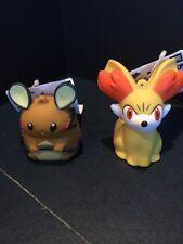 B) TAKARA TOMY Nintendo Creatures Game Freak Pikachu Pokemon Figure Key chains
