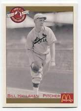Bill Hallahan Baseball Card 18 St. Louis Cardinals 1892-1992 All-Time Team