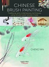 Chinese Brush Painting: Traditional and Contemporary Techniques Using Ink and Wa