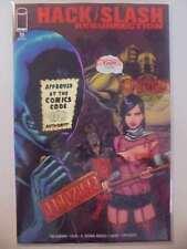 Hack/Slash: Resurrection #11 C Censored CBLDF Cover Image NM Comics Book