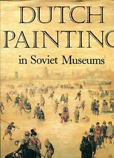 Linnik, Irene (compiler) DUTCH PAINTING IN SOVIET MUSEUMS Hardback BOOK