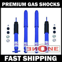 Mookeeh MK1 Widebody Starion Conquest TSI Front Gas Shocks Inserts