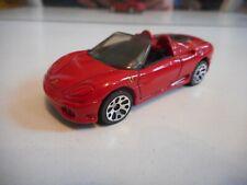 Matchbox Ferrari 360 Spider in Red