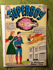 DC Superboy #101 FN The Handsome Hound Of Steel Smallville Clark Kent Adventure