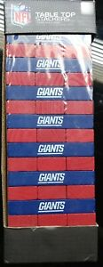 NFL Table Top Stackers NEW YORK GIANTS Brand New