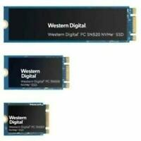 Western Digital SDAPNUW-512G SN520 512GB Client SSD NVMe Solid State Drive