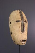 LEGA MASK AFRICAN TRIBAL ART AFRICAIN ARTE AFRICANA AFRIKANISCHE KUNST **
