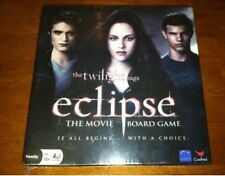 The Twilight Saga Eclipse - The Movie Board Game. NEW! (W)