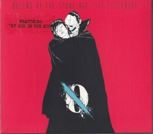 QUEENS OF THE STONE AGE / LIKE CLOCKWORK * NEW CD 2013 * NEU *