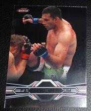 Fabricio Werdum UFC 2013 Topps Finest Card #26 StrikeForce Pride 147 143 90 31
