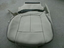Ford F-150 Platinum Edition leather right front seat bottom cover