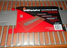 """Lava Rocks Gas Grill Rock GRATE for Stones Grilling Barbecue Outdoor 22"""" x 11"""""""