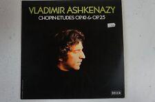 Vladimir Ashkenazy Chopin Etudes op 10 und op 25 (LP2)