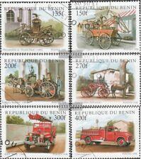 kompl.ausg. Benin Block39 Gesteine Postfrisch 1998 Mineralien