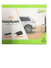 Valeo 632200 Beep & Park Car Reverse Parking Sensor Kit Front or Rear