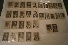 Vintage - 1930's - Sweetacres - Cricket Cards in Sleeves - Complete Set