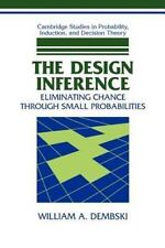 Cambridge Studies in Probability, Induction and Decision Theory: The Design...