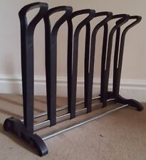 Boot Rack - Holds 3 Pairs of Long or Short Boots.