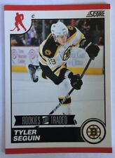 Tyler Sequin RC #561 2010-11 SCORE Rookies & Traded - Dallas Stars [was Bruins]