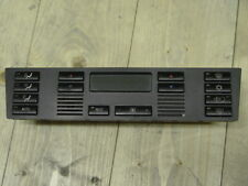 BMW 525TDS E39  64116901628 Comando di climatizzazione automatica air condition