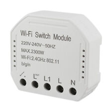 Smart Light Wifi Switch Module Remote Controller Home Automation Voice Control