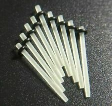 Dental dientes Fibra Post Restaurador De Recarga Cuarzo Recto 1.0/1.2/1.4/1.6mm