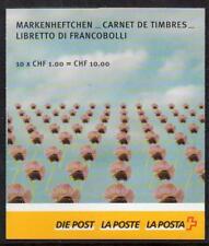 SWITZERLAND 2004  Booklet, Complete, Folded