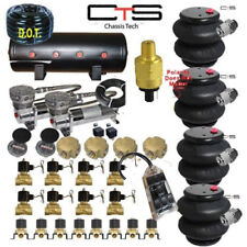 FBSS Air Suspension Kit,Bags,Valves,Tank,Pswitch,airline,Compress,Switch crosses