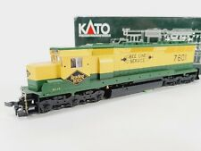 Kato 37-1707 Reading Bee Line Emd Sd45 Train Engine Ho Vintage New