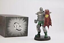 """Geekbox Exclusive DC COMICS 4"""" SUPERMAN DOOMSDAY figure New in Box"""