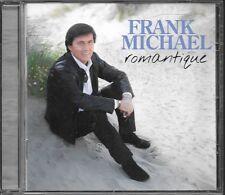 CD ALBUM 13 TITRES--FRANK MICHAEL--ROMANTIQUE--2011