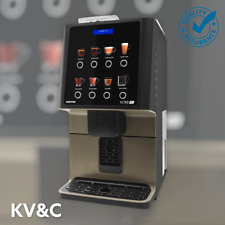 More details for ✅brand new automatic commercial espresso bean to cup coffee vending machine