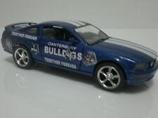 Canterbury Bankstown Bulldogs Ford Mustang Code 3 1/43 Car
