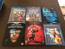 Pack 6 películas Bluray español (Avatar + Blade Runer + Los Vengadores, etc.)