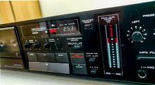 KENWOOD KX-1100HX 3 Heads Audiophile Flagship Cassette Deck Serviced Condition