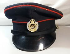 WW2 Canadian Royal Engineers Officers Forage Cap by Hudson Bay sz 7 1/8