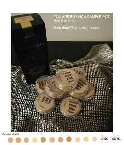 Estee Lauder Double Wear Stay-in-Place Foundation - Sample POT-Choose Shade/Size